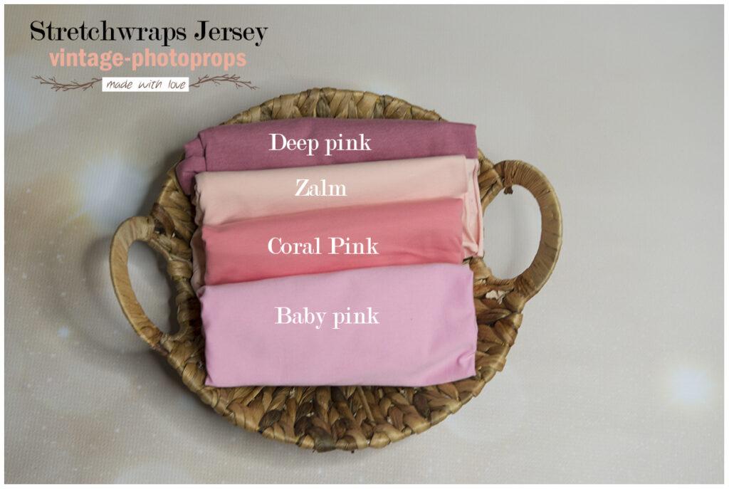 Newborn stretchwrap Jersey