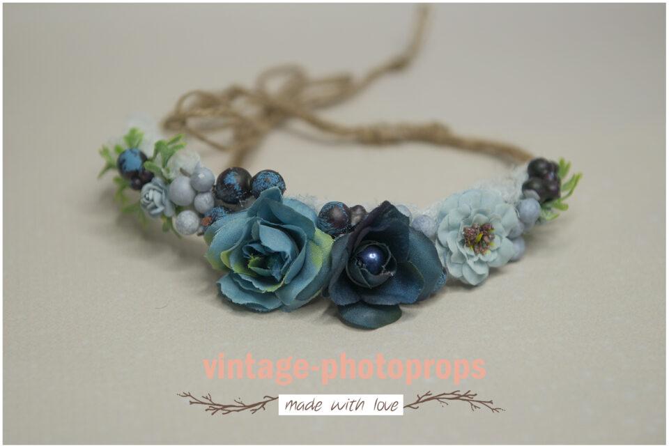 photo props - Bloemenkransje bleu flowers universeel DSC2897 960x643 - Home